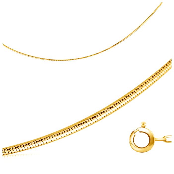 Бронницкий Ювелир Цепь из желтого золота 510200160