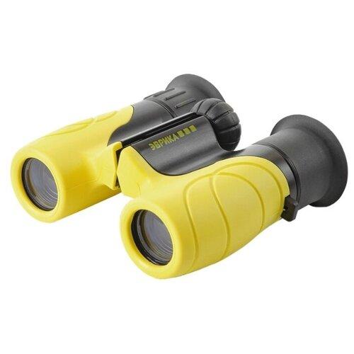 Фото - Бинокль Veber Эврика 6x21 желтый/черный бинокль veber б 6 6x24 черный