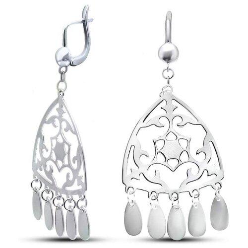 Silver WINGS Серьги из серебра 22set11469-113