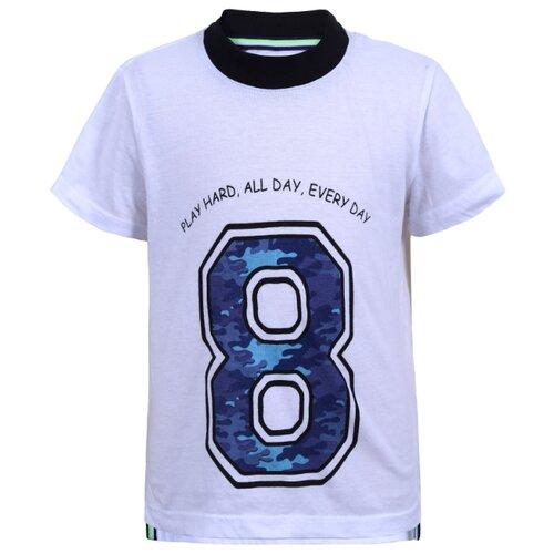 Купить Футболка LUHTA размер 164, белый, Футболки и майки