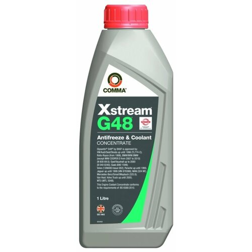 Антифриз Comma Xstream G48 Concentrate 1 л