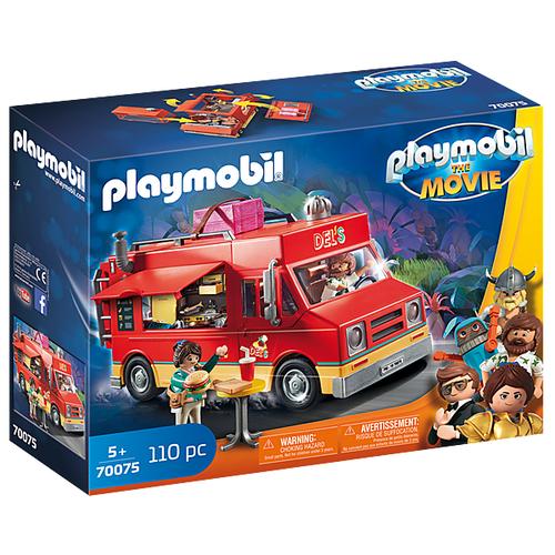 Фото - Конструктор Playmobil The Movie 70075 Продуктовый фургончик Дела playmobil® конструктор playmobil охотник за привидениями