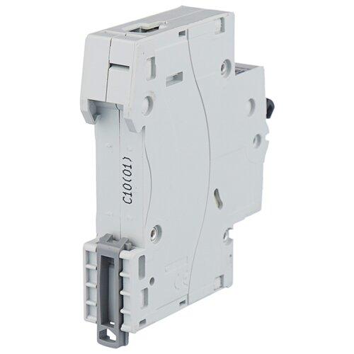 Автоматический выключатель Legrand RX3 1P (C) 4,5kA 10 А автомат legrand rx3 419669 1p 50 а тип c 4 5 ка 230 в на din рейку