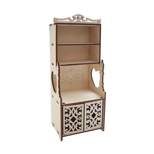 Купить Astra & Craft Деревянная заготовка для декорирования Сервант L-504 бежевый, Декоративные элементы и материалы