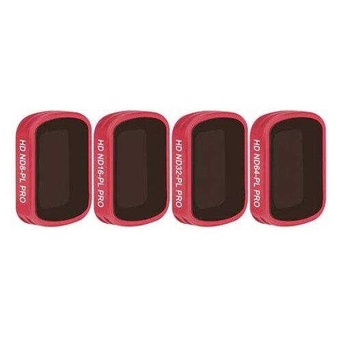 Фото - Набор светофильтров PGYTECH Filter for OSMO Pocket (P-18C-014) розовый кейс для светофильтров hakuba kcs 35 yellow