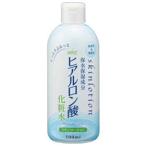 Фото - Лосьон для тела Nihon Detergent с гиалуроновой кислотой WINS, 500 мл кондиционер для белья nihon softener premium rose 500 мл
