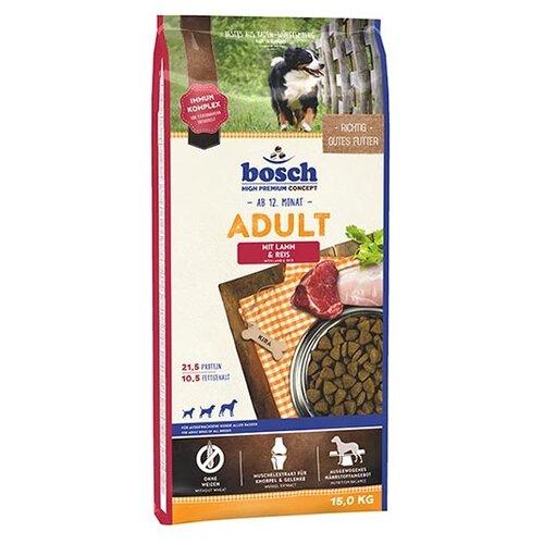 Сухой корм для собак Bosch Adult ягненок 15 кг