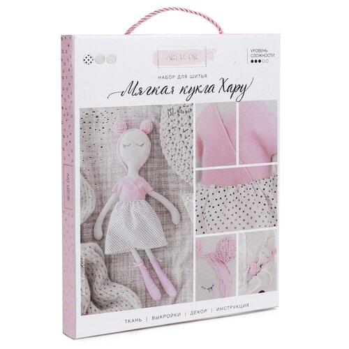Купить Арт Узор Набор для шитья Мягкая кукла Хару (3548685), Изготовление кукол и игрушек