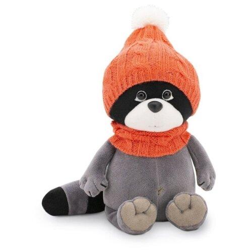 Мягкая игрушка Orange Toys Енотик Дэйзи Теплая прогулка 15 см