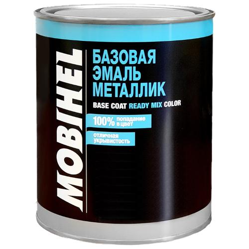 Mobihel Базовая эмаль металлик 1000 мл 606 млечный путь