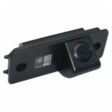INCAR (Intro) VDC-015 Цветная штатная камера заднего вида для автомобилей Volkswagen Touareg до 2010, Tiguan