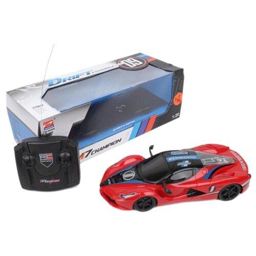 Купить Гоночная машина Hengde HD3599 красный/черный, Радиоуправляемые игрушки