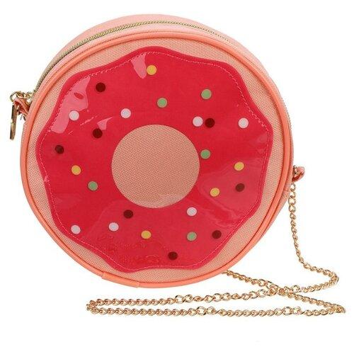 Фото - Сумка таблетка Mary Poppins, пластик, розовый сумка бочонок mary poppins зайка 530035 пластик розовый голубой
