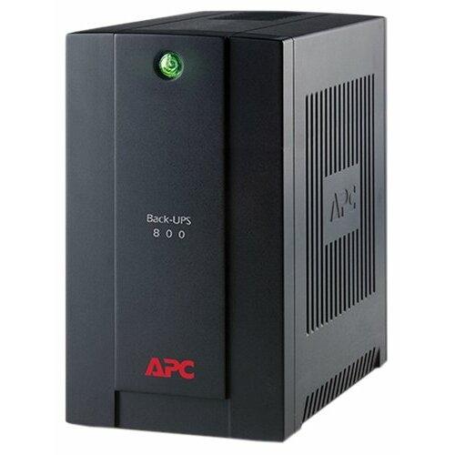 Интерактивный ИБП APC by Schneider Electric Back-UPS BX800LI ибп apc by schneider electric back ups 650ва bc650 rsx761