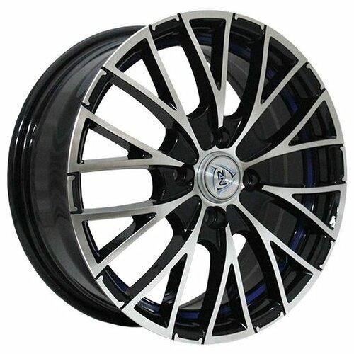 цена на Колесный диск NZ Wheels F-2 6.5x16/4x100 D60.1 ET50 BKFBSI