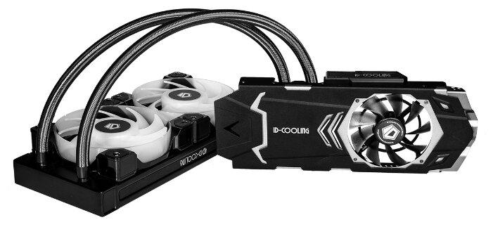 Система охлаждения для видеокарты ID-COOLING ICEKIMO 240VGA-RGB