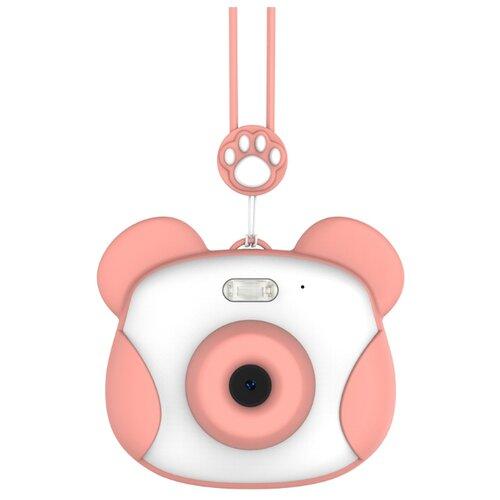 Фотоаппарат Lumicube Lumicam DK02 розовый