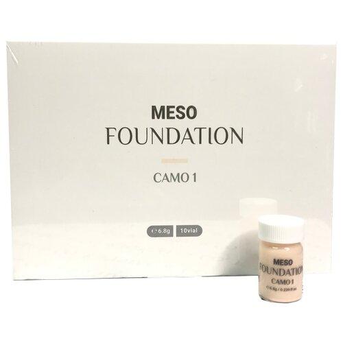 Physiolab Meso Foundation CAMO 1 bb-сыворотка, 6.8 г (10 шт.) philoderm premium meso keractise