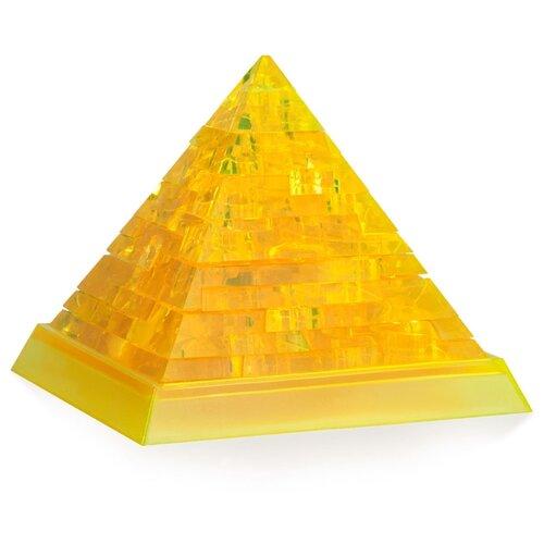 Пирамида со светом желтая, Hobby Day, Головоломки  - купить со скидкой