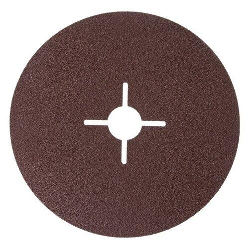 Шлифовальный круг ЗУБР 35585-125-040 125 мм 5 шт круг шлифовальный elitech 1820 038400 5 шт p120 125 мм