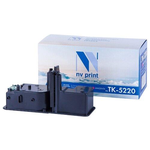 Фото - Картридж NV Print TK-5220 Magenta для Kyocera, совместимый картридж nv print tk 8515 magenta для kyocera совместимый