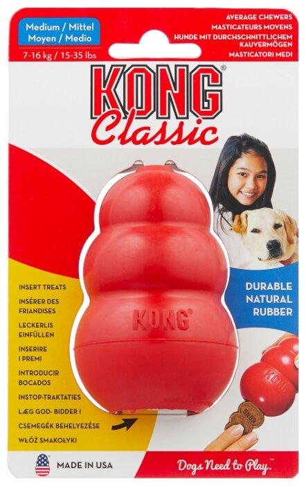 Игрушка для собак KONG Classic M (T2)