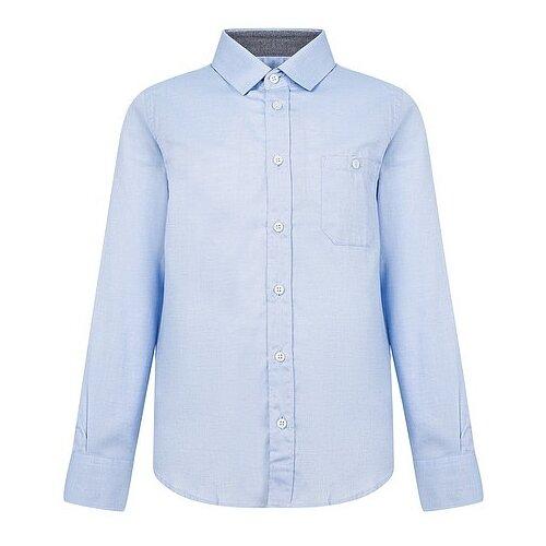 Купить Рубашка Fred Mello размер 140, голубой, Рубашки