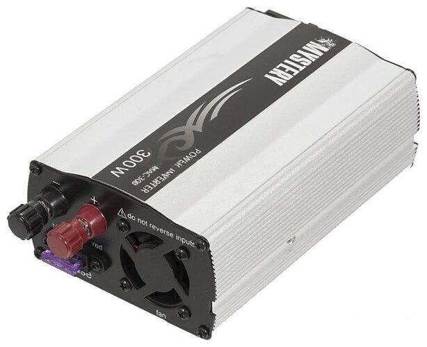 Автоинвертор Mystery MAC-300 (300Вт) с 12В на 220В c USB