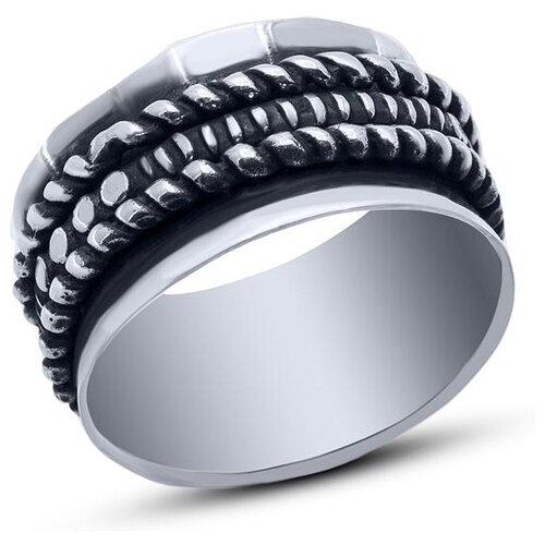 Silver WINGS Кольцо из серебра 01r329-b-179-246, размер 18.5