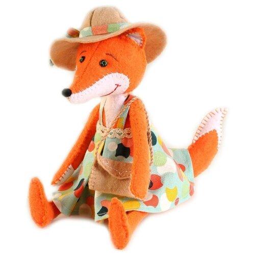 Купить Перловка Набор для шитья игрушек Модная Алиса (ПФЗД-1008), Изготовление кукол и игрушек