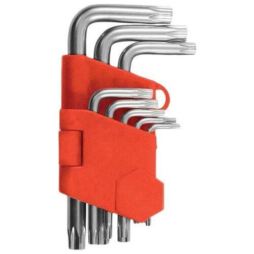 Набор инструментов FIT (8 предм.) 64001 серебристый