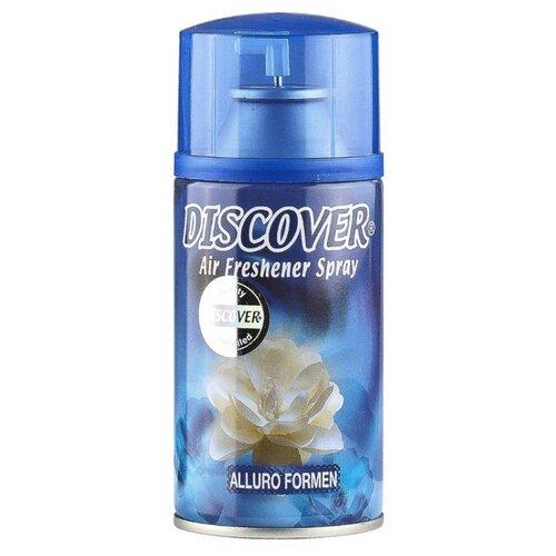 Discover сменный баллон Allure for men, 320 мл discover сменный баллон lilac 320 мл 1 шт