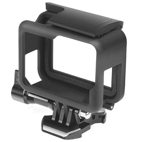 Фото - Крепление-рамка Flife для GoPro Hero 5/6/7 черный емкость для сыпучих продуктов agness чай 11 5 11 5 14 см