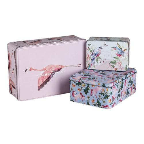 Фото - Набор подарочных коробок Дарите счастье Beautiful 3 шт. розовый/голубой набор подарочных коробок дарите счастье нежность 3 шт розовый