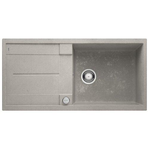 Врезная кухонная мойка 100 см Blanco Metra XL 6S бетон кухонная мойка blanco metra xl 6s silgranit кофе