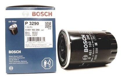 Масляный фильтр BOSCH 0451103290