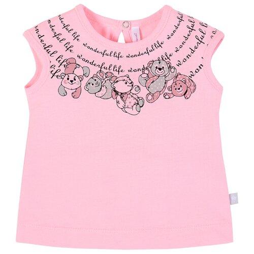 Купить Майка Мамуляндия размер 92, розовый, Футболки и рубашки
