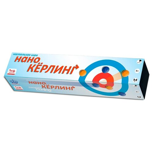 Купить Playlab Нано Керлинг (M6210), Настольный футбол, хоккей, бильярд