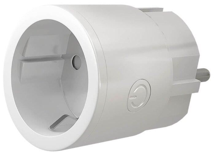 Умная розетка HIPER IoT P01, белый фото 1