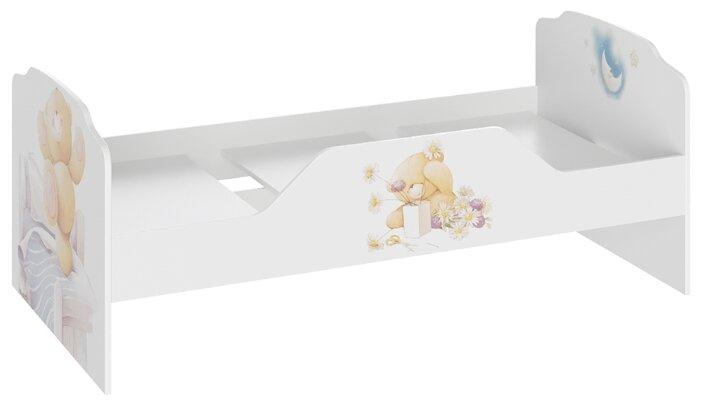 Кровать детская ТриЯ Тедди односпальная