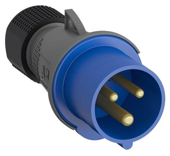 Вилка силовая (CEE) кабельная переносная ABB 2CMA101975R1000