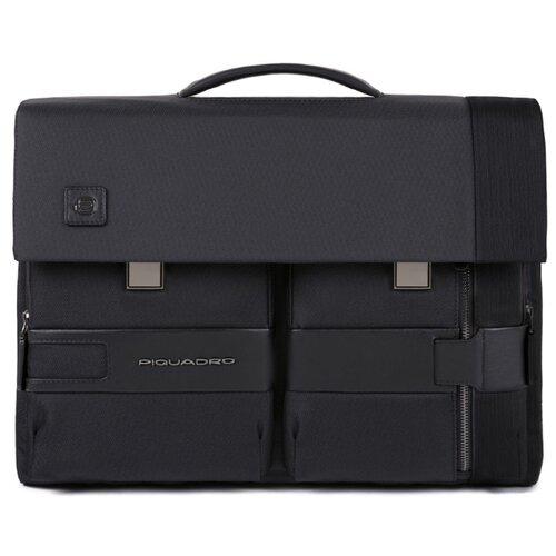 Сумка PIQUADRO Tokyo CA4473S107 черный сумка piquadro tokyo ca4470s107 синий
