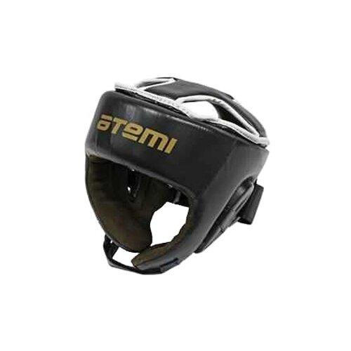 Шлем боксерский ATEMI LTB19701, р. S icon шлем интеграл airframe lifeform carbon s белый