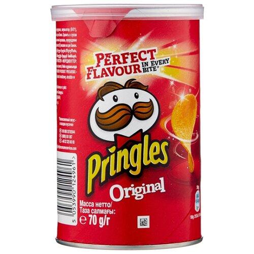 Чипсы Pringles картофельные Original, 70 г