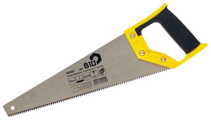 Ножовка по дереву B10 90040 350 мм