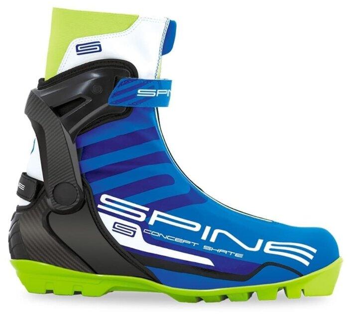 Ботинки для беговых лыж Spine Concept Skate 496