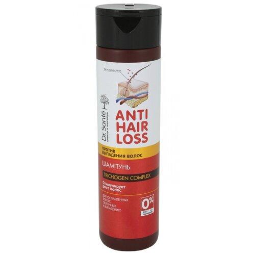 Купить Dr. Sante шампунь Anti Hair Loss против выпадения волос, 250 мл