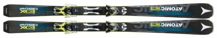 Горные лыжи ATOMIC Vantage X 80 CTI (16/17)