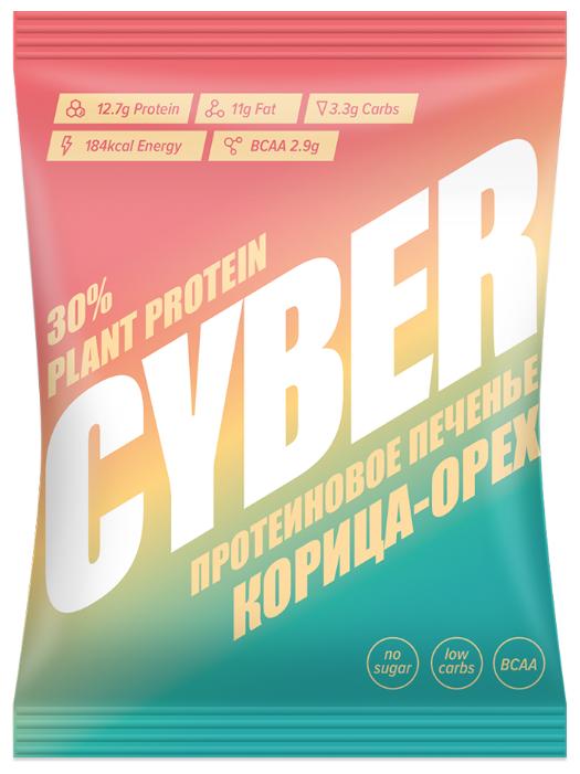 Bite протеиновое печенье Cyber Plant 30% протеина