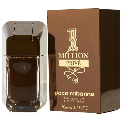 Парфюмерная вода Paco Rabanne 1 Million Prive, 50 мл paco rabanne 1 million prive парфюмерная вода 5мл
